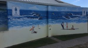 rainbowbeach wall art